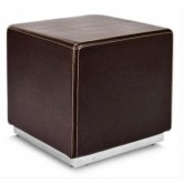 cube stainless plinth