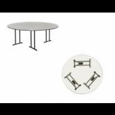 folding table d